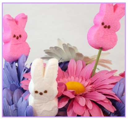 Decorate with Peeps