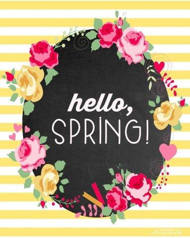 Hello-Spring-Printable-Easter-Decorations