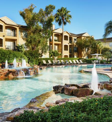 Camden Breakers Apartments in Corpus Christi, Texas