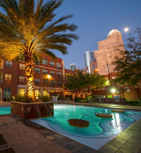 Camden City Centre Apartments in Houston, Texas