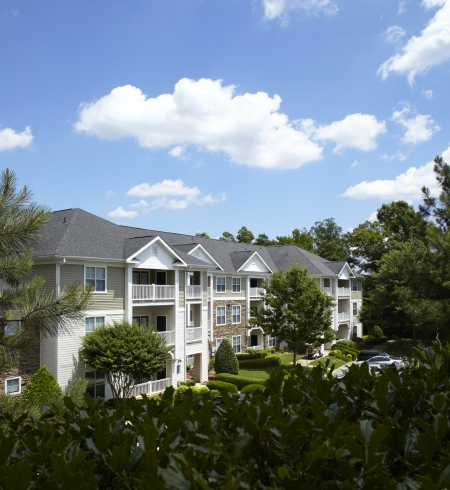 Camden Crest Apartments in Raleigh, North Carolina