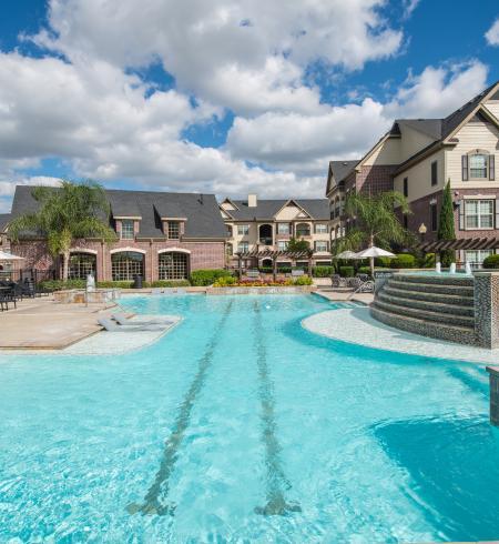 Camden Cypress Creek Apartments in Cypress, Texas