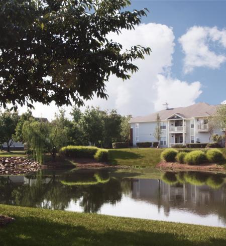 Camden Governors Village in Chapel Hill, North Carolina
