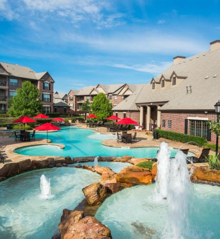 Camden Panther Creek Apartments in Frisco, Texas