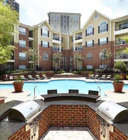 Camden Phipps Apartments Atlanta, Georgia