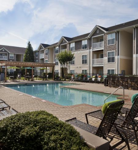 Camden Reunion Park Apartments in Apex, North Carolina