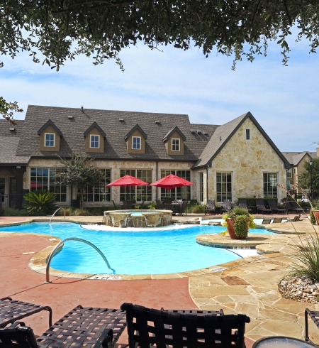 Camden Shadow Brook Apartments in Austin, Texas