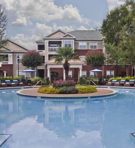 Camden Stonecrest Apartments in Charlotte, North Carolina