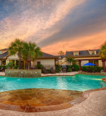 Camden Woodson Park Apartments in Houston, Texas