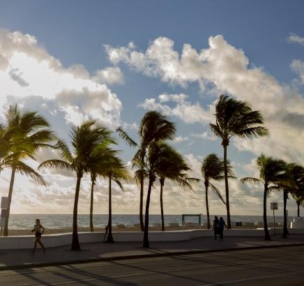 Camden Las Olas Apartments in Fort Lauderdale, Florida.