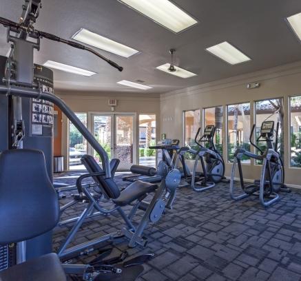Fitness Center Photo.